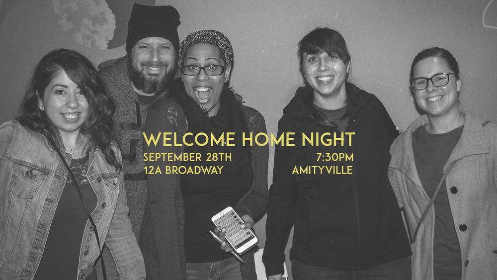 V1 Church Welcome Home Night