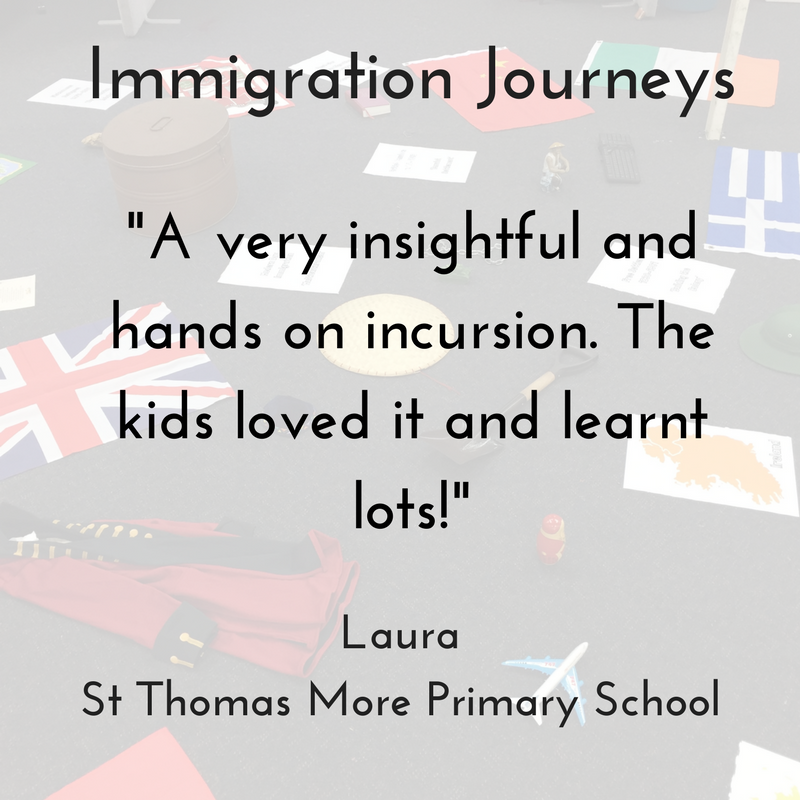Immigration Journeys Feedback