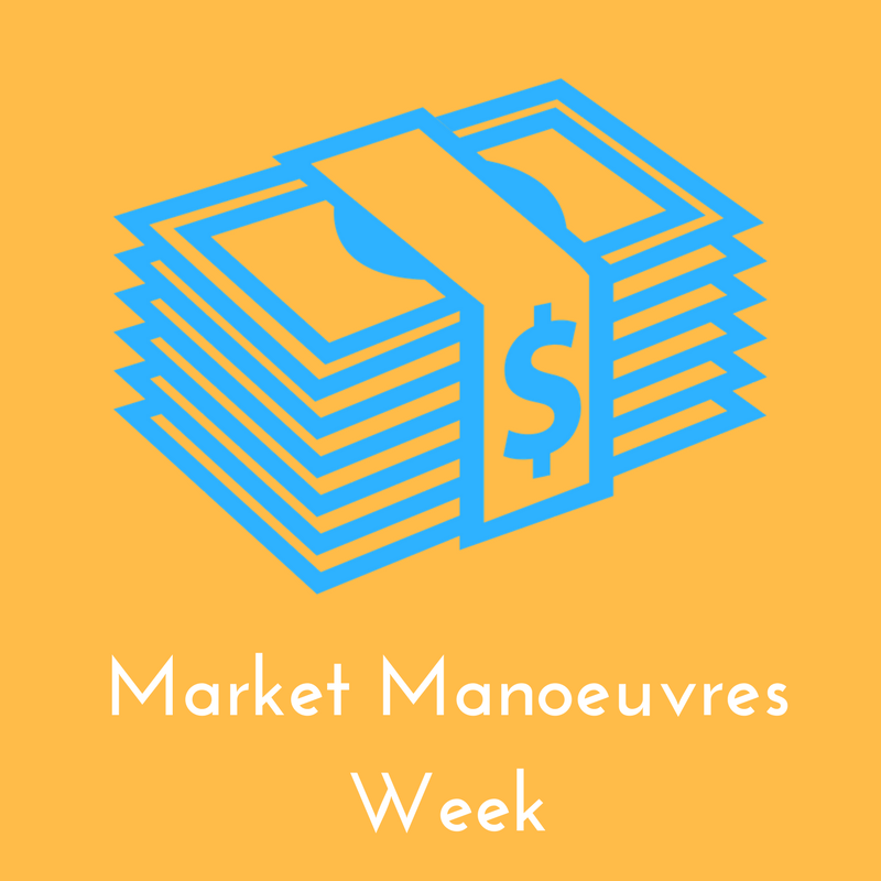 Market Manoeuvres week