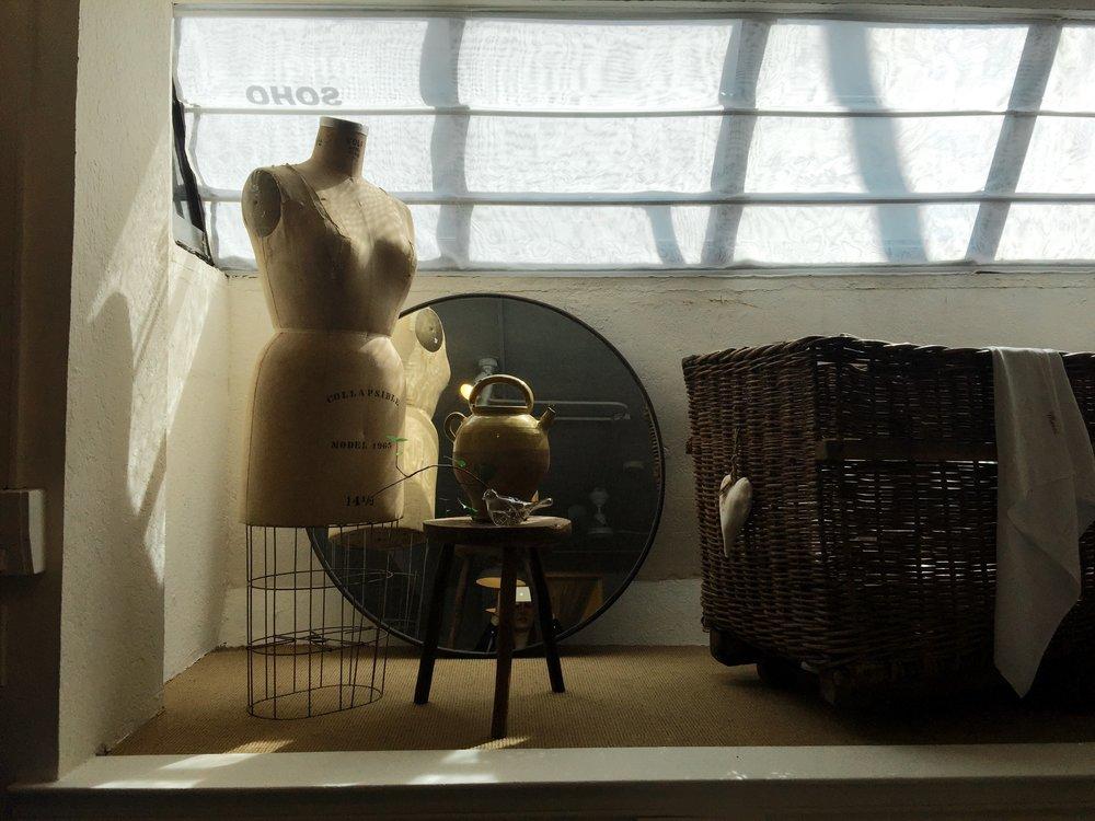 SOHO McKinney, vintage and handmade goods.
