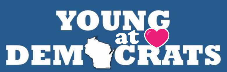 - For those Wisconsin Democrats over 40, we'd love to welcome you as a Young at Heart member of YDWI!  To build our Democratic bench and amplify the voices of young folks in our state, become a sustaining member for $10 per month.