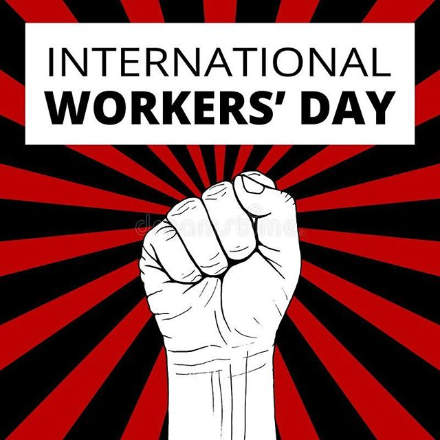 Happy International Workers' Day! Today, and every day, we are proud to support workers' rights