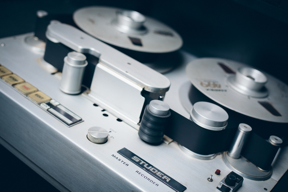 Our Studer A80 Tape Machine offers analog recording at its finest. Come find out why the engineers who have access to this kind of gear still use it often, even in today's digital world.