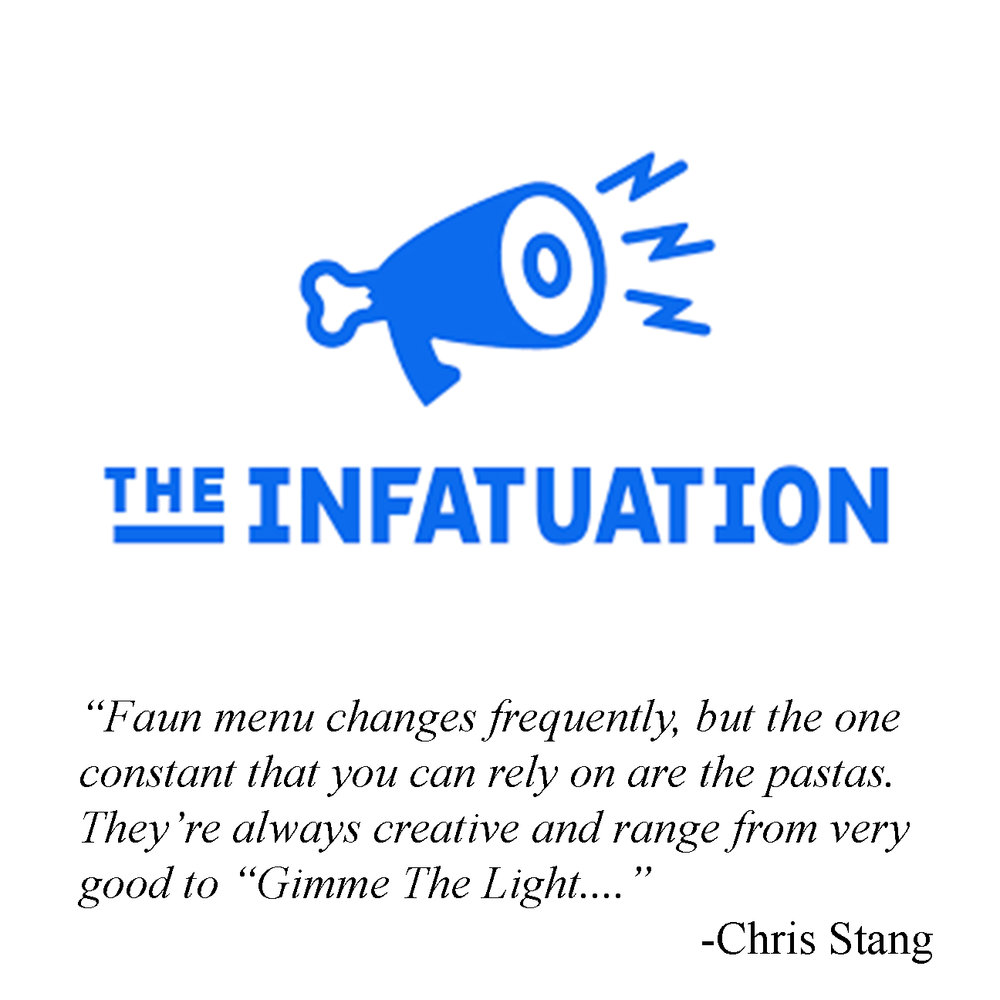The Infatuation logo