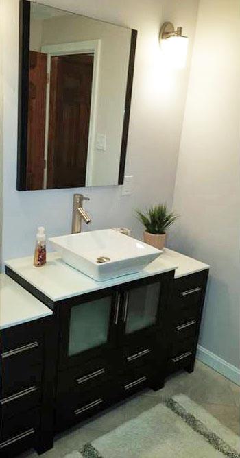Bathroom Remodel - Douglas MA