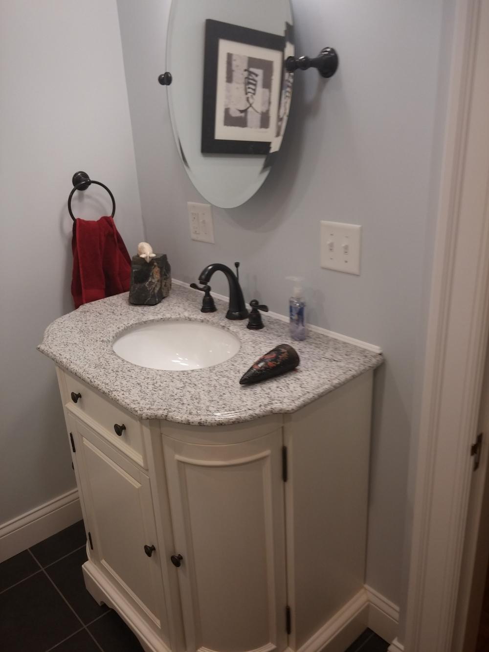 Bathroom Remodel - Holden, MA