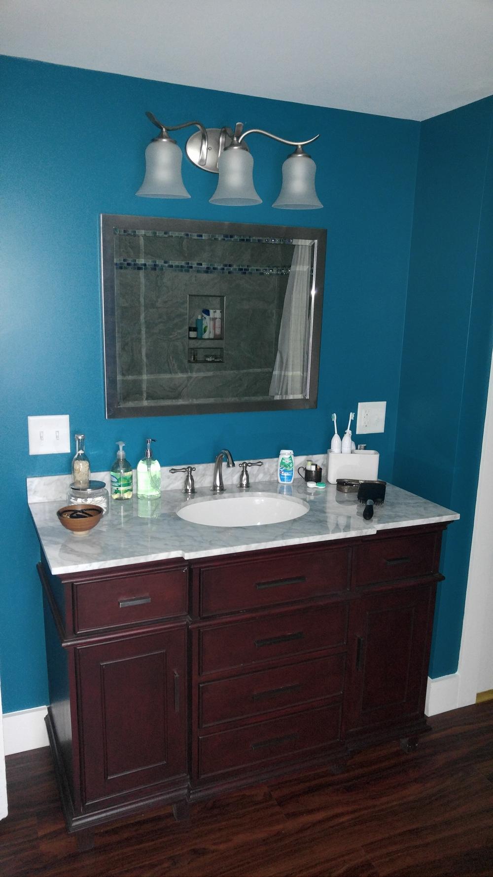 Bathroom Remodel - Lancaster, MA