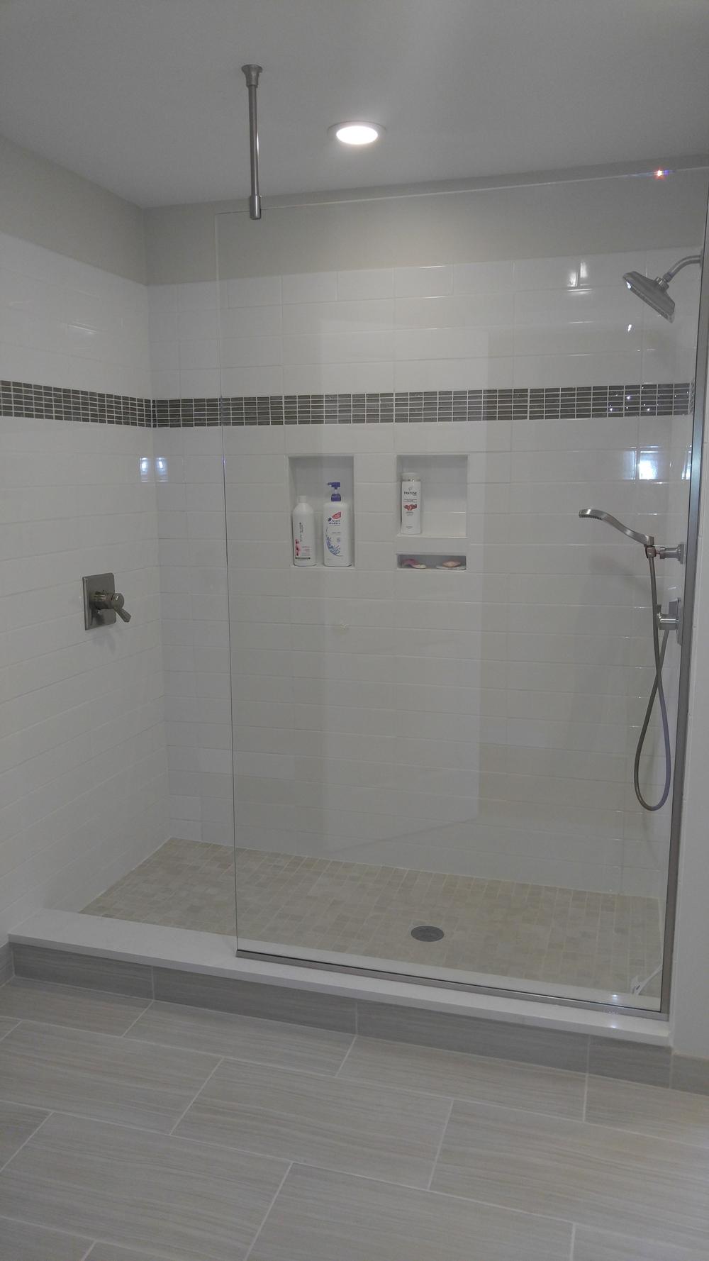 Bathroom Remodel - Sutton, MA