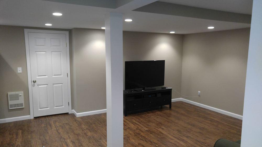 Basement Renovation/Remodel - Sutton MA