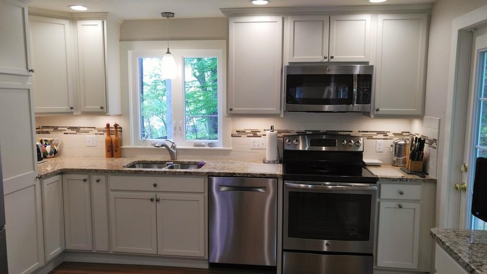 Kitchen Remodel - Marlborough MA