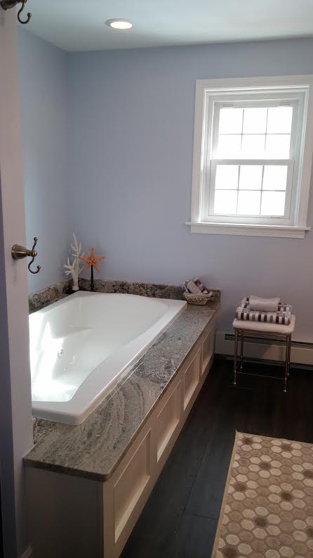Upscale Bathroom in W.Brookfield MA, by CORE Remodeling Services
