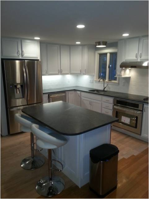 Kitchen Remodel - Southborough MA