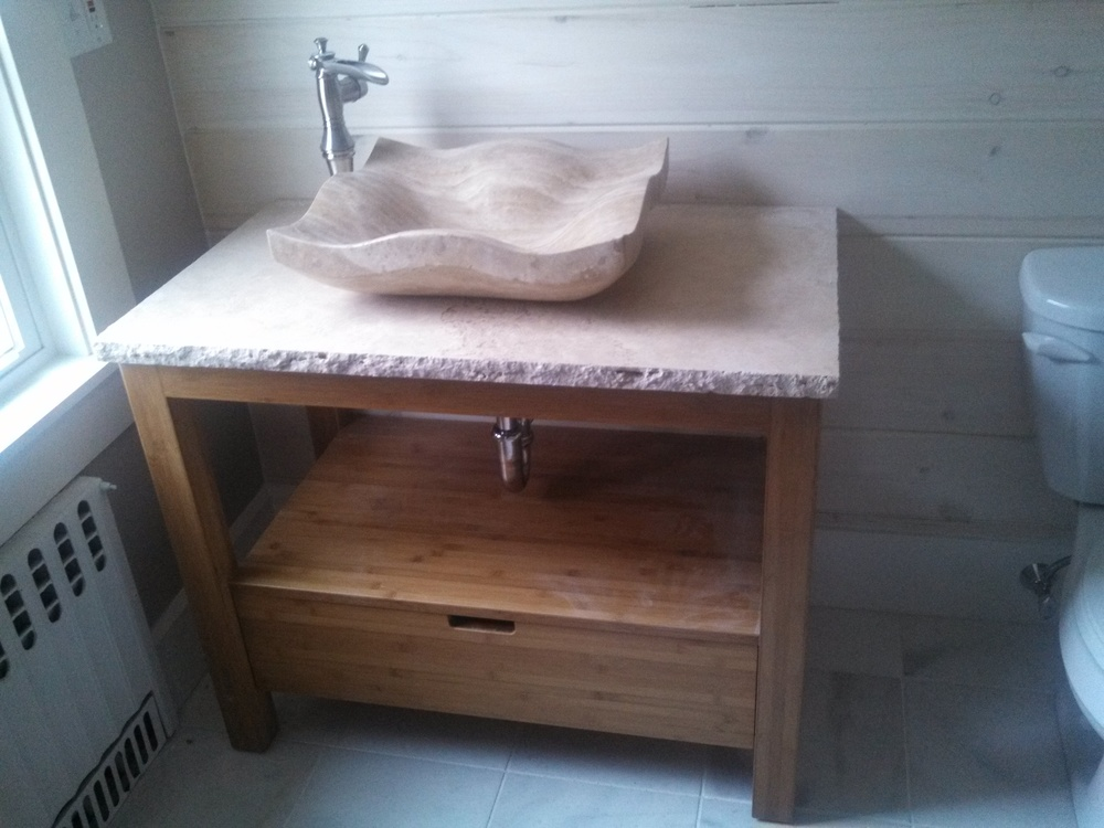 Bathroom Renovation/Remodel - West Boylston, MA