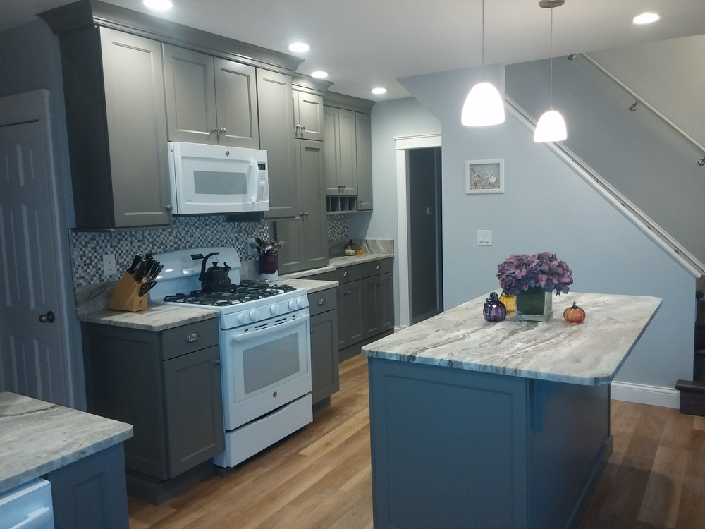 Kitchen Remodel - Worcester MA