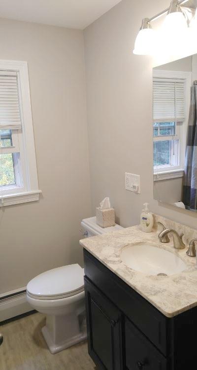 Bathroom Remodel - Sturbridge MA