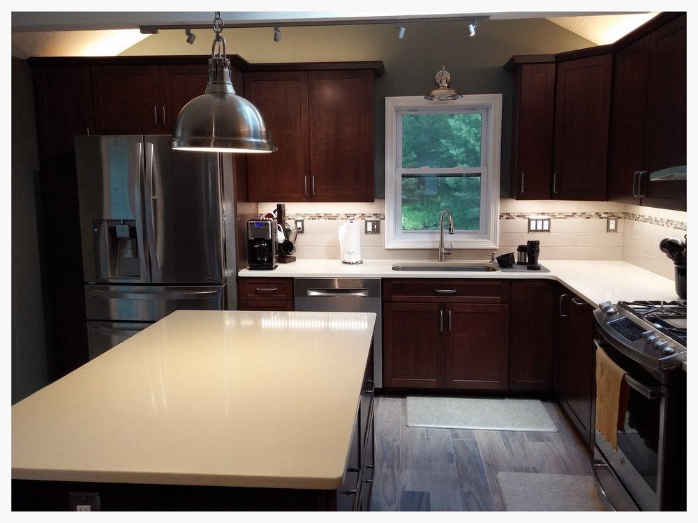 Kitchen Remodel - Blackstone MA