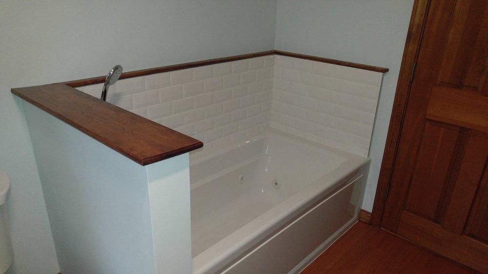 Bathroom Remodel -  Boylston MA