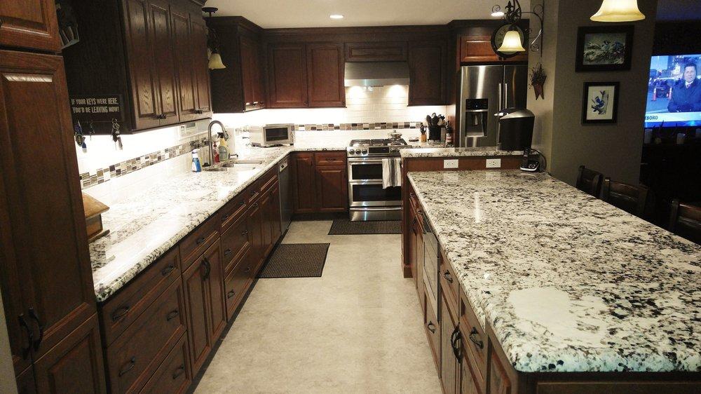 Kitchen Remodel - Hudson MA