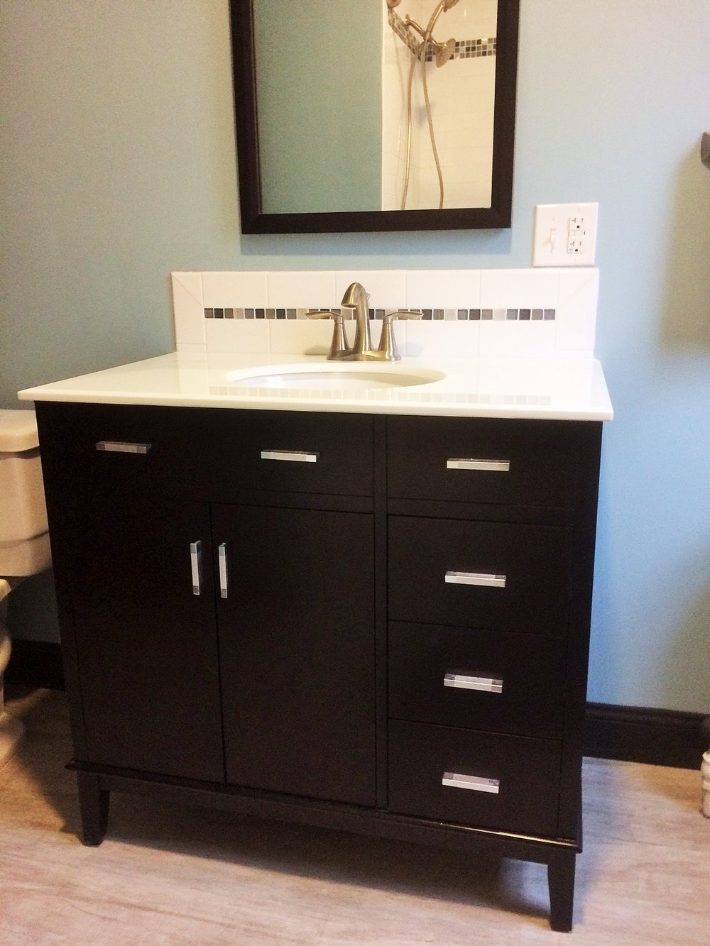 Bathroom Remodel - Worcester MA