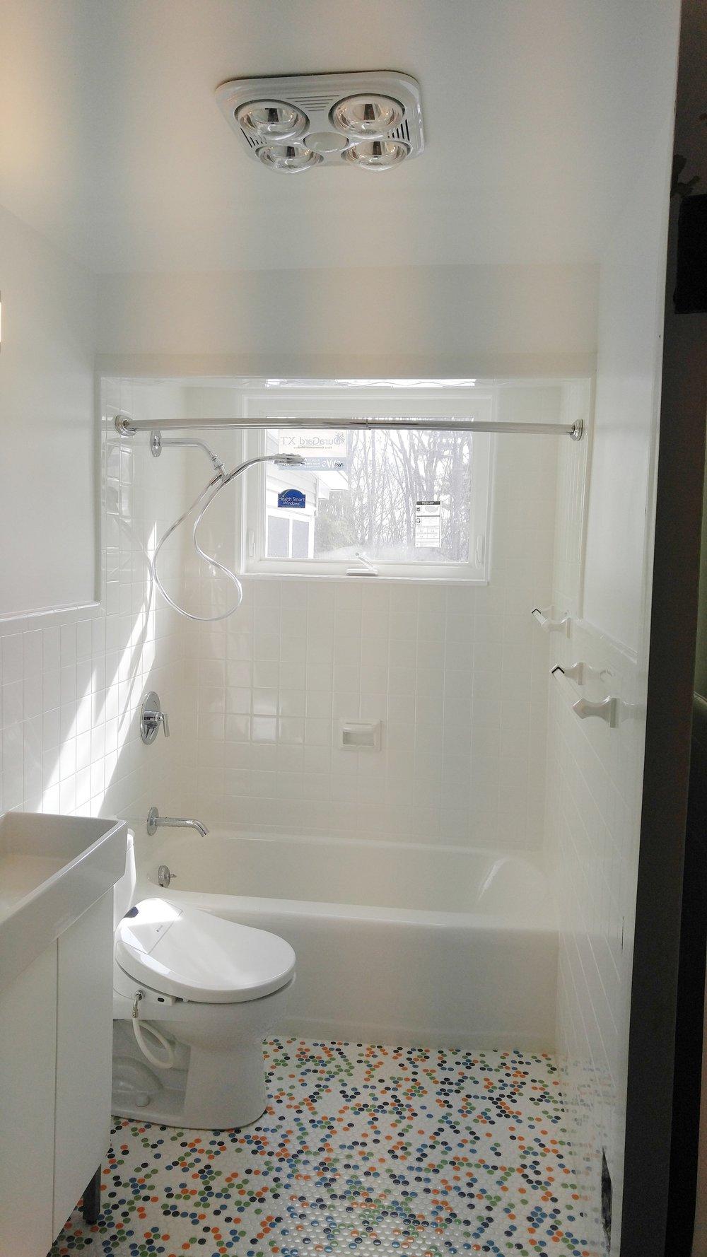Bathroom Remodel - Dedham MA