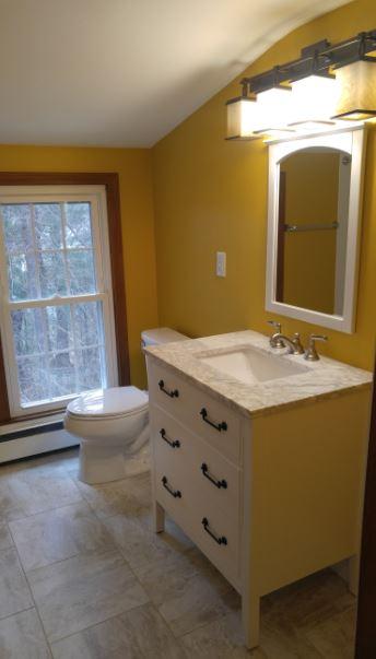 Whole House Renovation - Marlborough MA