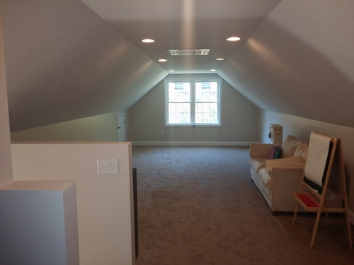 tub shower after & Attic Remodel - Central MA u2014 CORE Remodeling Services