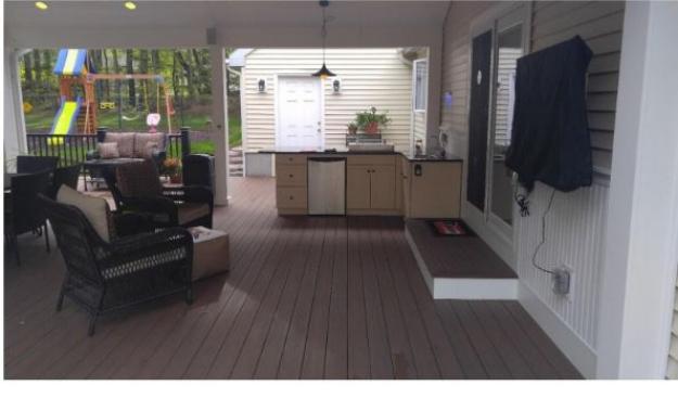 Outdoor Kitchen Installation - Douglas, MA