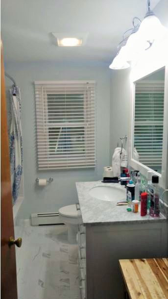 Bathroom Renovation/Remodel - Grafton MA