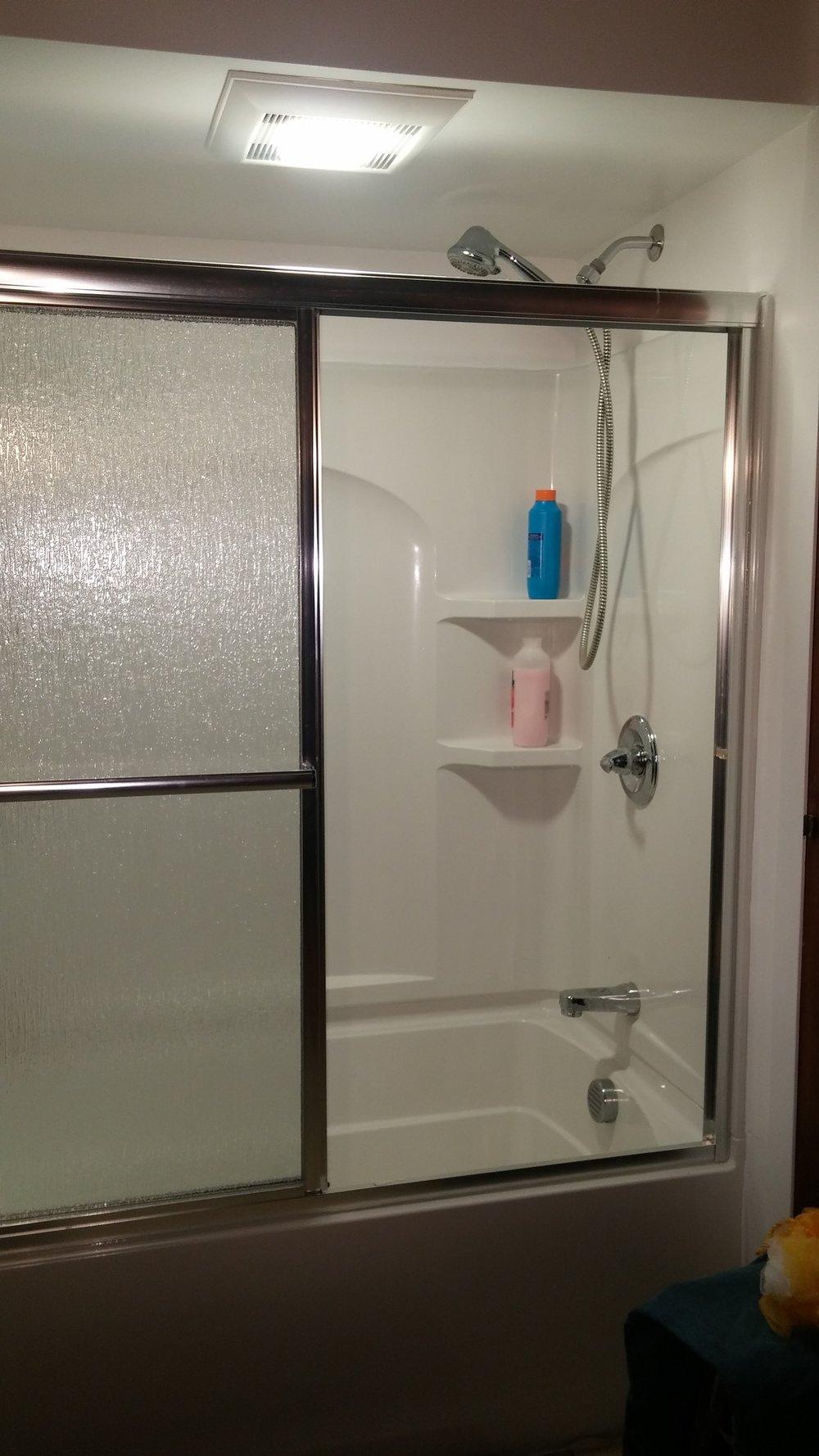 Tub Replacement - Uxbridge MA