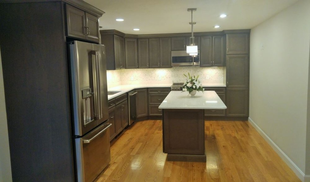 Kitchen Remodel - Uxbridge MA