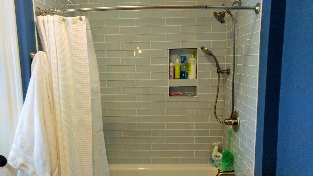 Bathroom Renovation/Remodel - Worcester MA