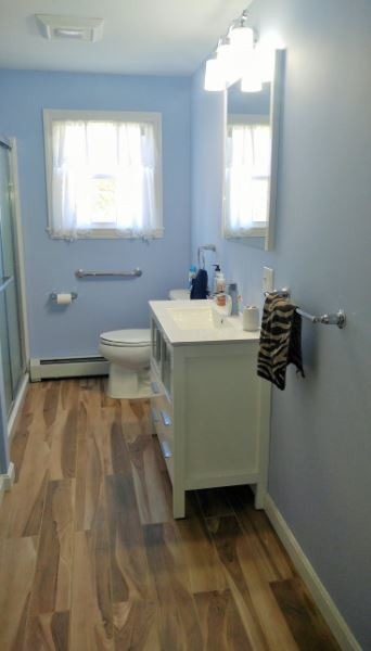 Bathroom Reno/Remodel - Blackstone MA
