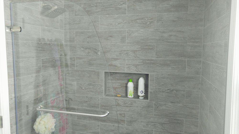 Bathroom Remodel - Milford MA