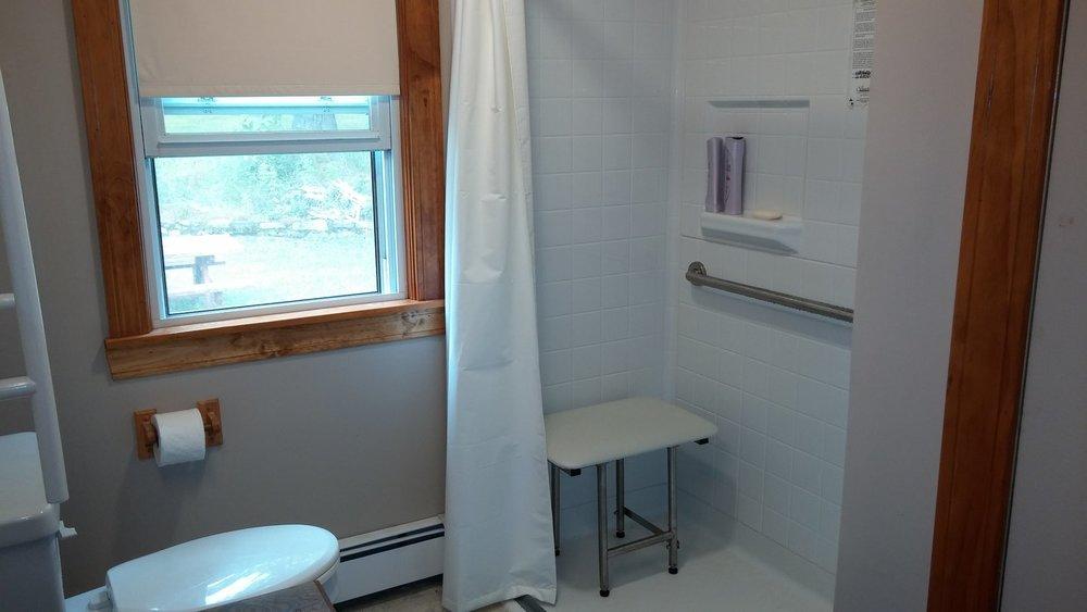 ADA Bathroom Renovation/Remodeling Project - Auburn MA