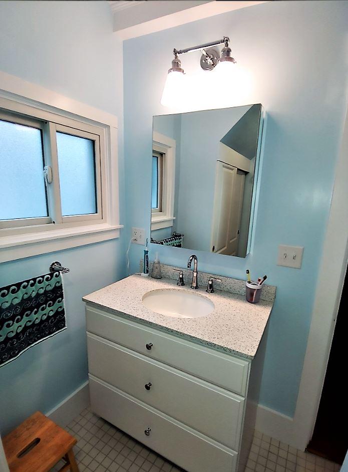 Family Bathroom Renovation - Worcester MA
