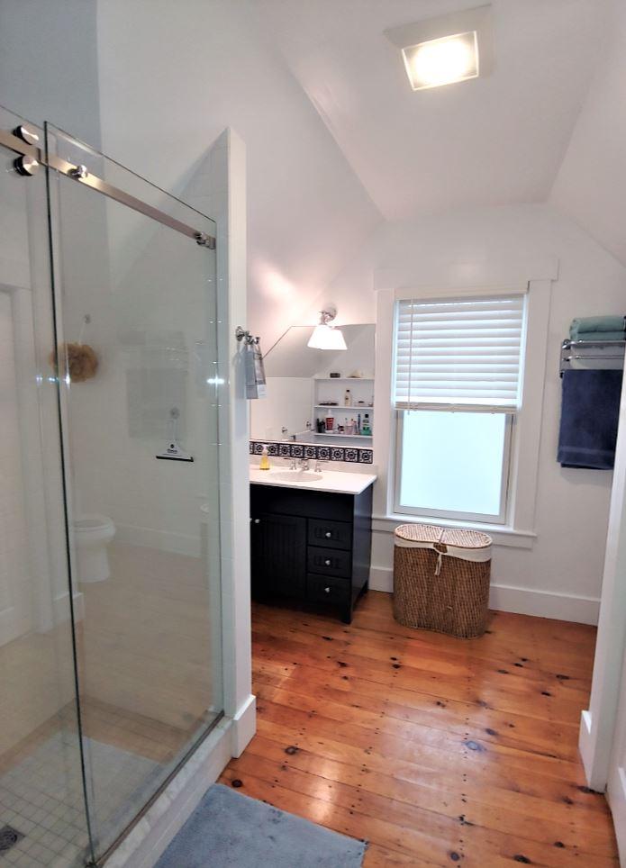 Master Bathroom Renovation - Worcester MA