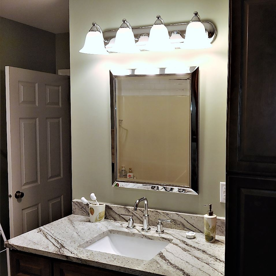 Bathroom Renovation - Milford MA