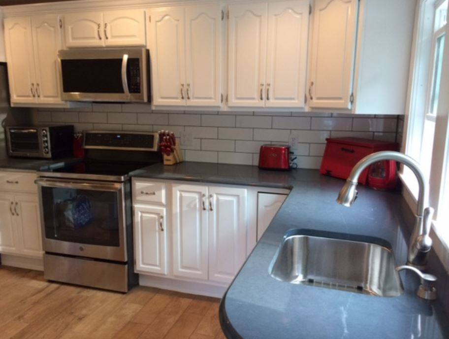 Kitchen Renovation/Remodeling Project Hudson MA
