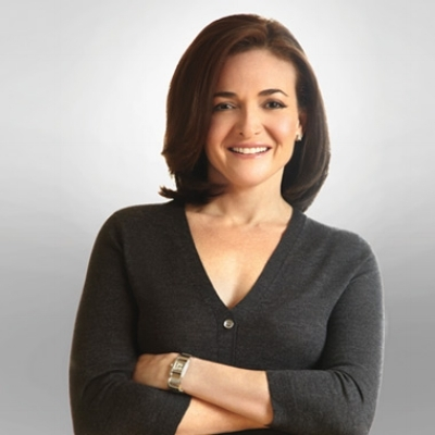 "Sheryl Sandberg , Facebook Chief Operating Officer and author ""Lean In""   ""Sometimes we need to sleep in to lean in"" 