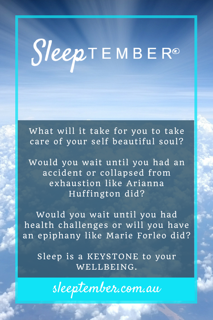 .Get notified of Sleeptember® events. Your passport to S-L-E-E-P