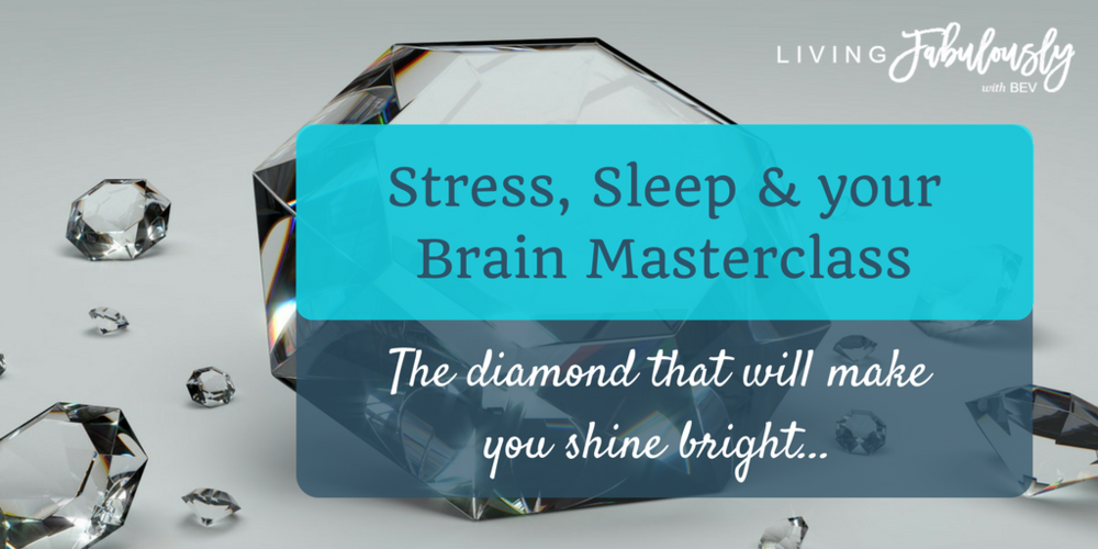 Stress Sleep and MasterClass with Bev Roberts and Heidi Crockett
