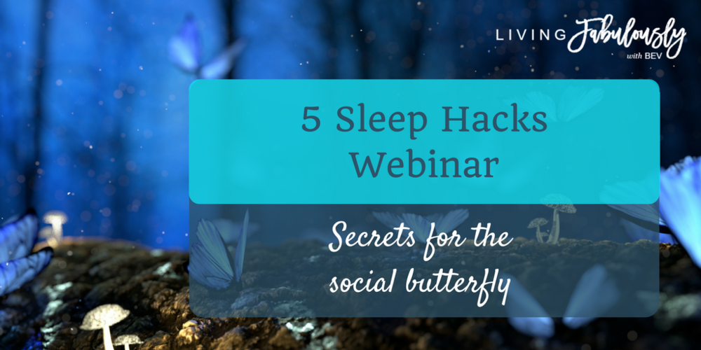 5 sleep hacks that will make busy people smile webinar