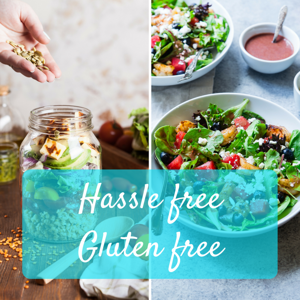 Hassle free Gluten free with Bev Roberts from Living Fabulously