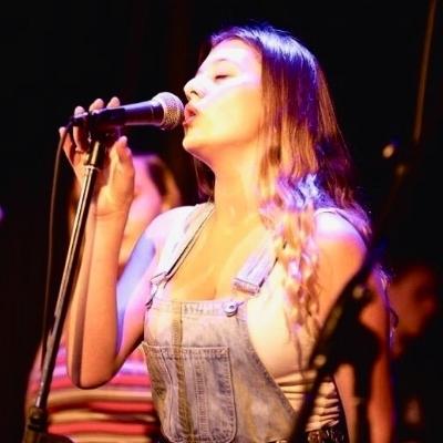 Natasha Bailey, the talented vocalist