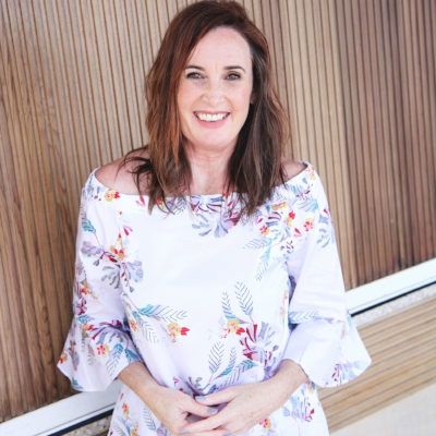 Claire Tait on Living Fabulously with Bev