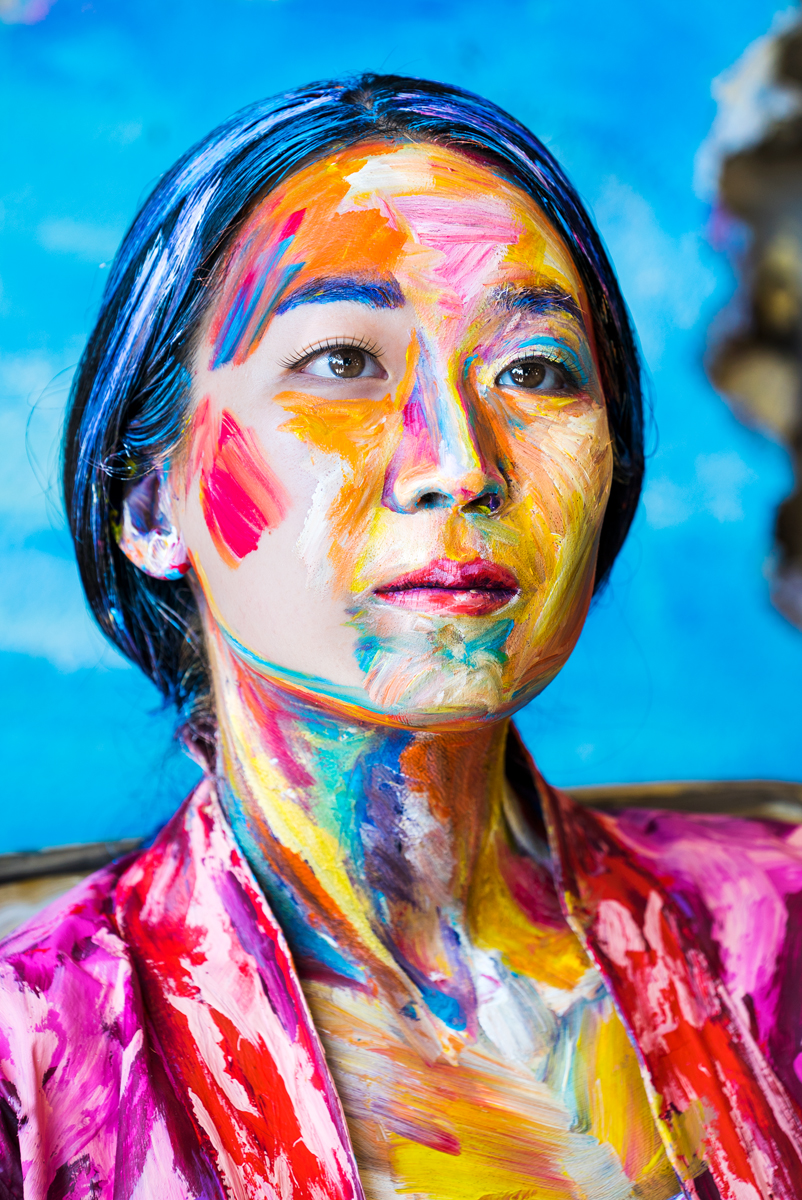 Sunu Partially Painted, art by @Alexameadeart, photo by @jenna.carlie.jpg