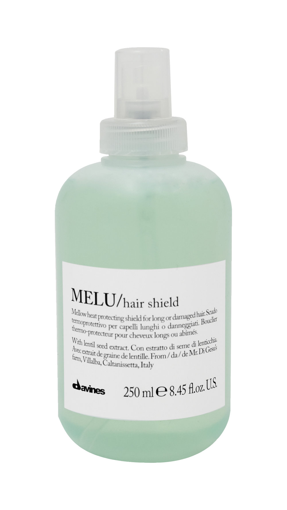 Heat Shield - Works up to 450* on wet or dry hair. Perfect for all heat tools.