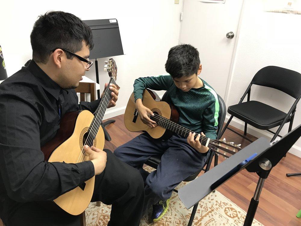 Guitar Lessons Fresno