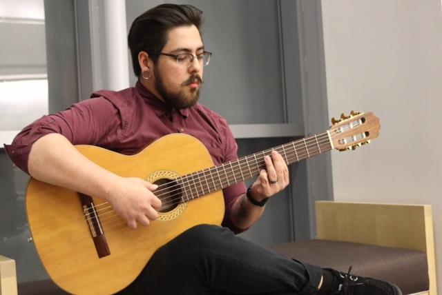 Darion Coronado           Guitar