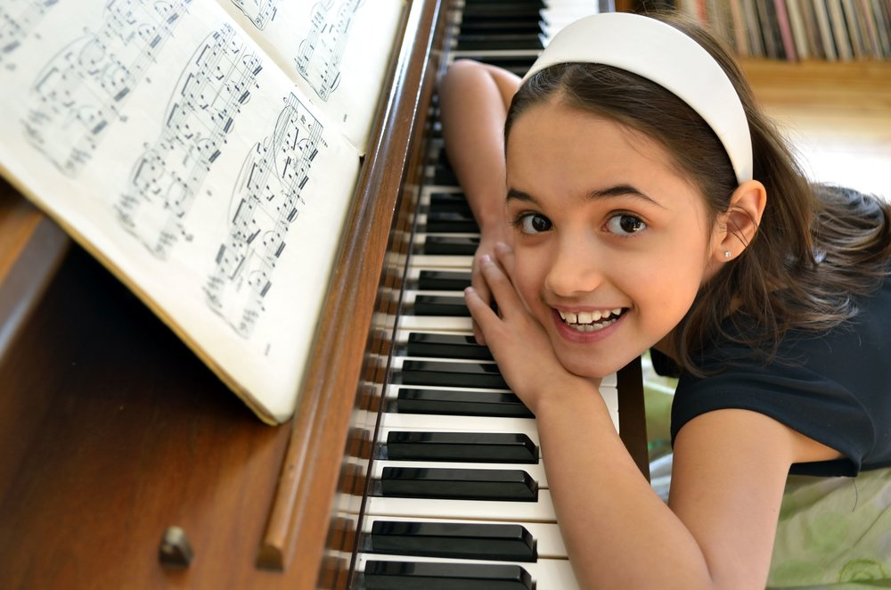 We provide private piano lessons for students ages 4-94!